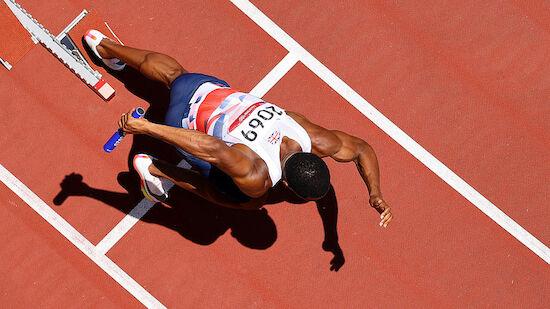 Sprinter Chijindu Ujah: