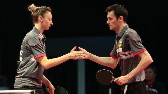 Mixed-Duo für Olympia qualifiziert