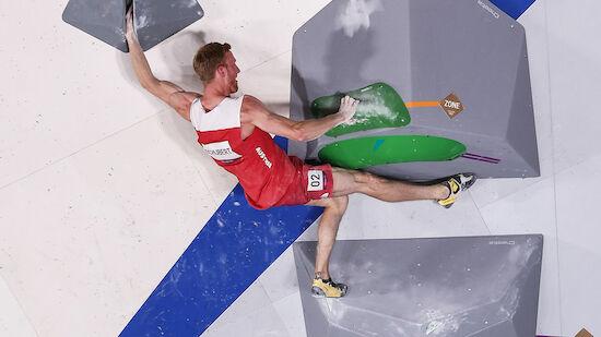Sieg im Lead! Jakob Schubert klettert ins Finale