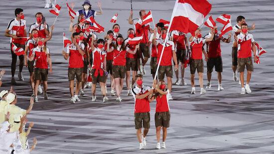Die Olympischen Spiele in Tokio sind eröffnet