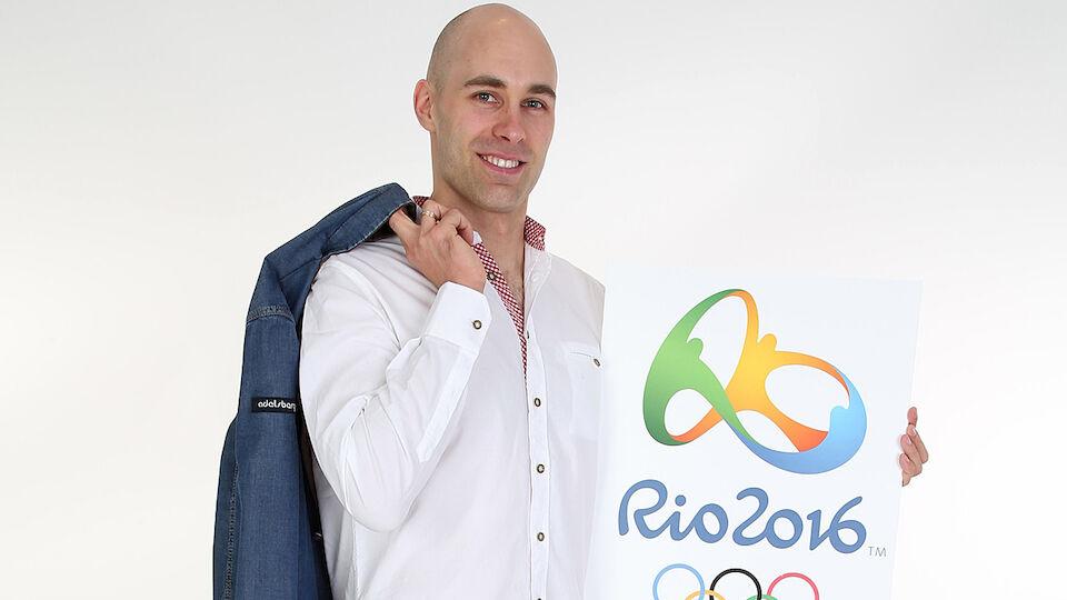 Die besten Bilder von der ÖOC-Einkleidung für Rio 2016
