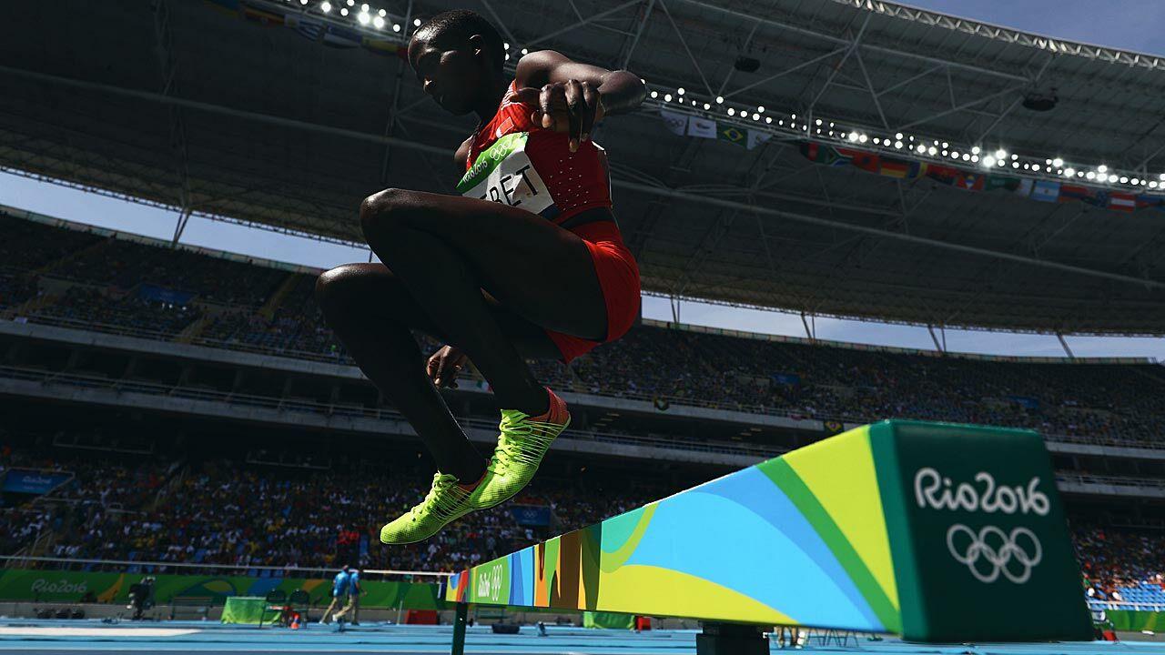 Weltrekord 3000m