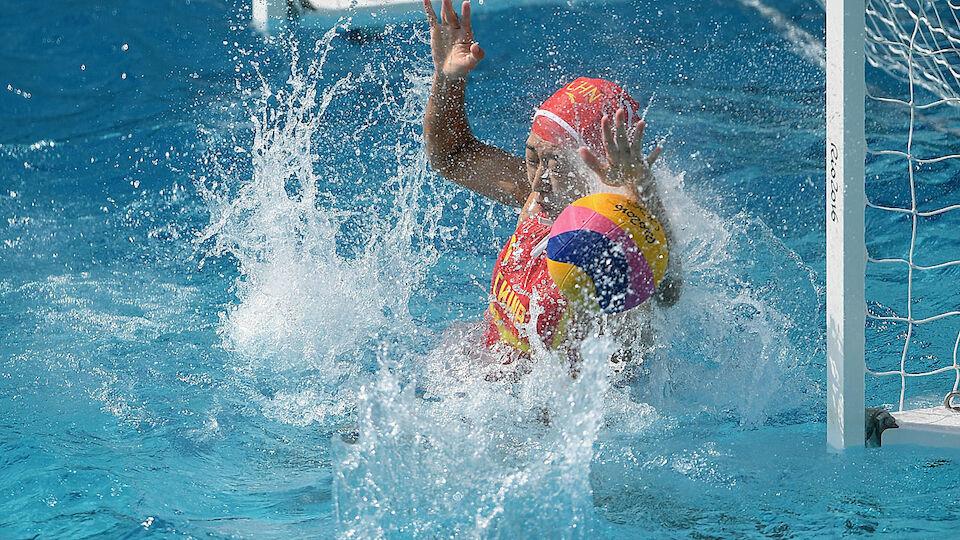 Wasserball bei Olympia - Das ist Brutalität