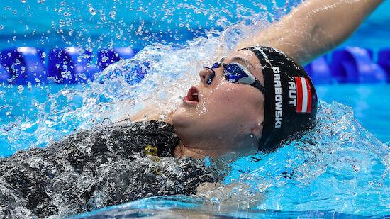 Grabowski im EM-Finale über 200 m Rücken