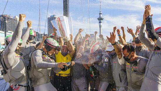 America's Cup: Luna Rossa fordert Neuseeland