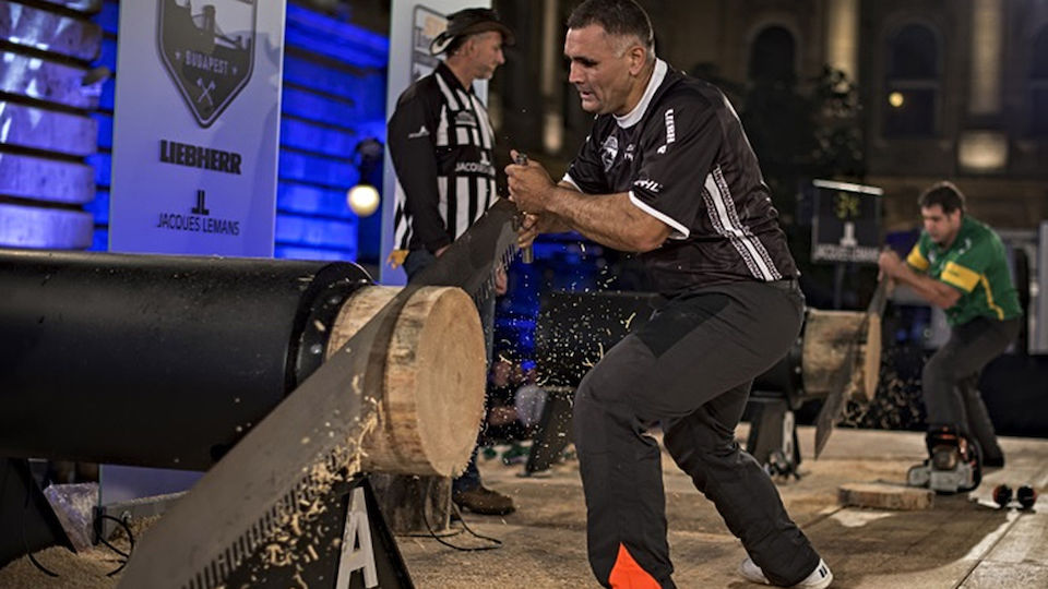 Timbersports best of