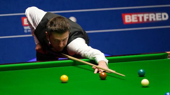 Selby ist zum vierten Mal Snooker-Weltmeister