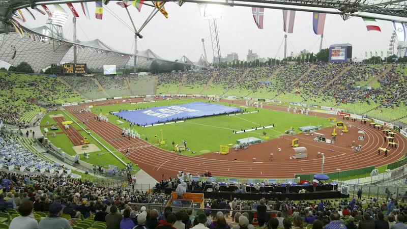 Multisport-EM 2022 findet in München statt