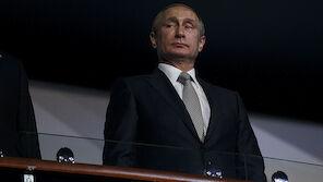 Putins Reaktion