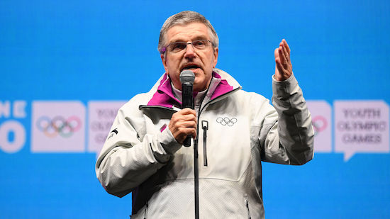 Bach als IOC-Präsident wiedergewählt