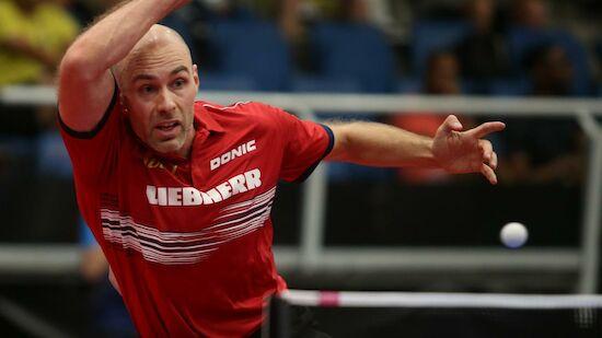 Tischtennis-WM im Zeichen neuer ÖTTV-Spitze