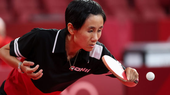 Liu Jia steht im Achtelfinale