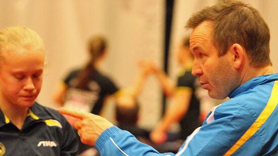 Neuer Teamchef für Tischtennis-Herren fix