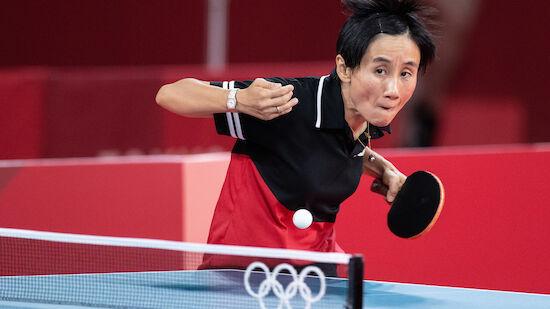 Liu Jia scheitert im Achtelfinale