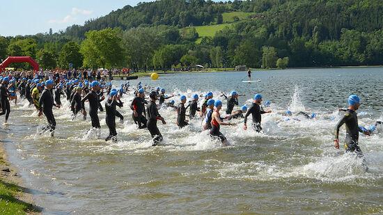 LIVE-PK zum OMNI-BIOTIC Apfelland-Triathlon
