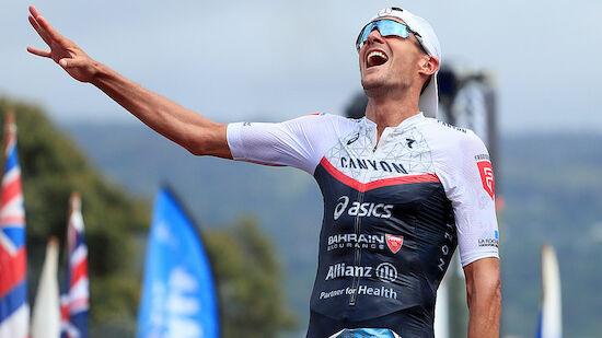 Frodeno-Triumph auf Gran Canaria