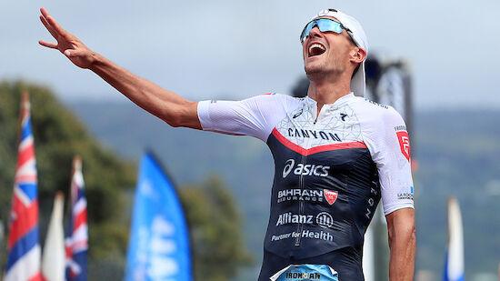 Frodeno pulverisiert eigenen Triathlon-Weltrekord