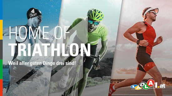LAOLA1 launcht Home of Triathlon