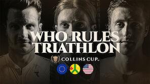Triathlon: Das ist der Collins Cup