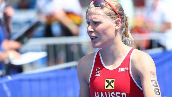 Austria Triathlon: Hauser gewinnt den Sprint