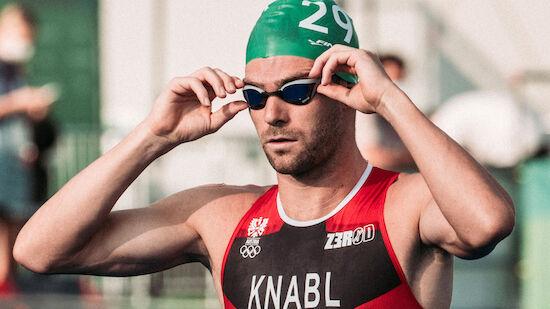 Entwarnung bei Luis Knabl für Triathlon-Mixed