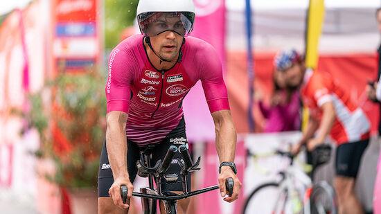 Ruttmann bei Ironman 70.3 St. George in Top 10