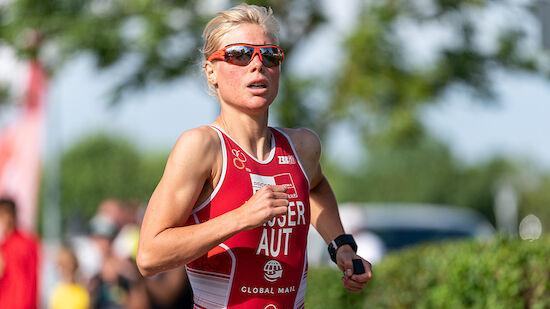 Triathlon: Julia Hauser löst ÖRTV-Olympia-Ticket