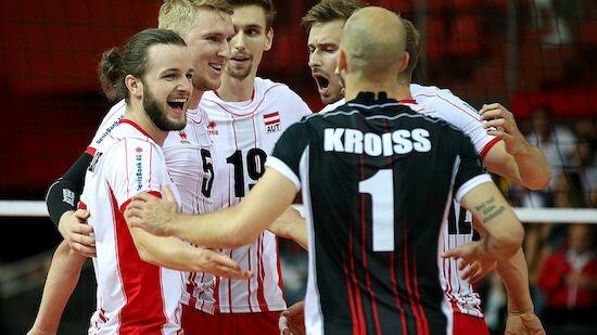 Historische EM-Chance für ÖVV-Teams