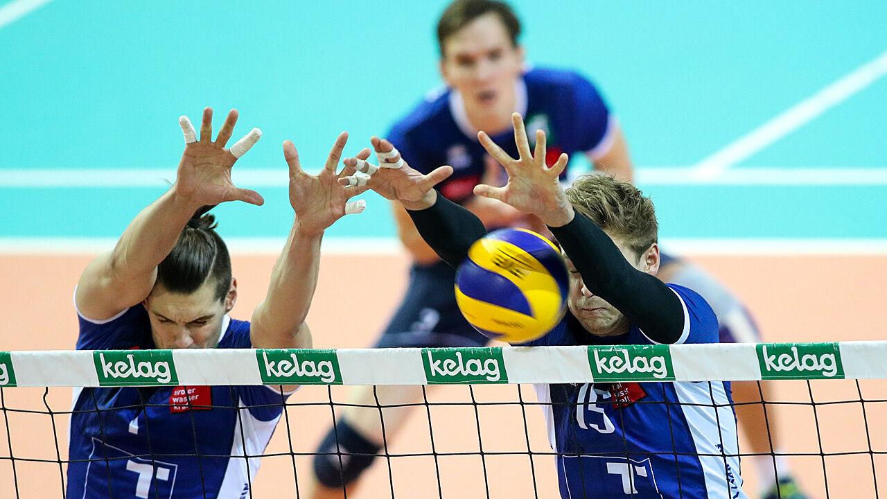 live ticker volleyball