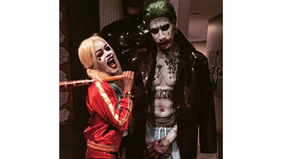Bilder: Halloween-Kostüme der Sport-Stars