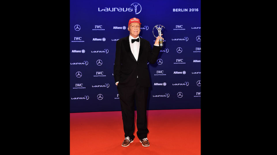 Laureus Gala 2016