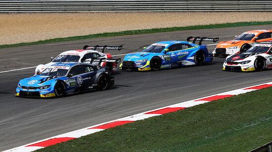 DTM: Audi-Trio kämpft in Zolder um Fahrertitel