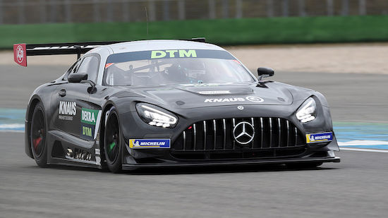 DTM: Auer-Teamkollege gewinnt am Lausitzring