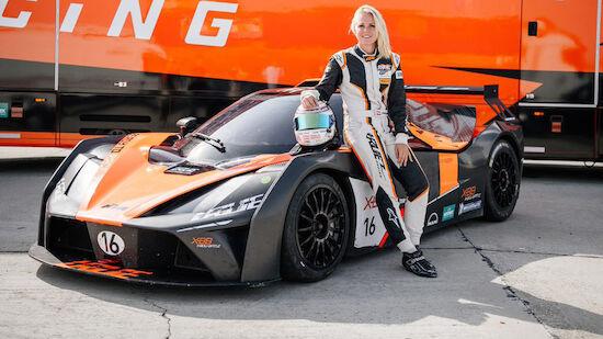 Kraihamer: Das ist Österreichs schnellste Dame