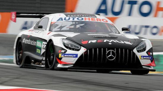 Erster DTM-Saisonsieg für Lucas Auer