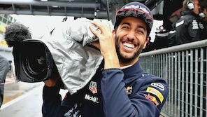 TV-Neuerungen in der Formel 1