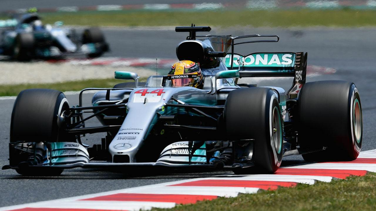 Formel 1 Hamilton