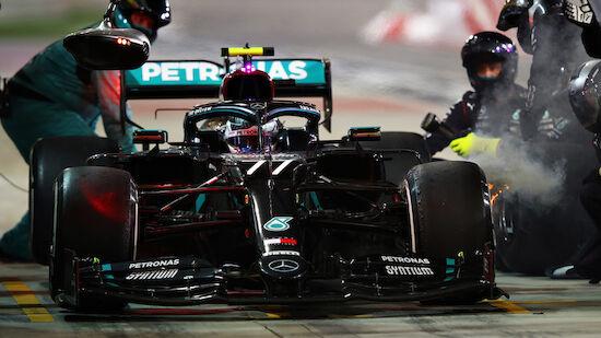 Strafen für Mercedes und Leclerc nach Sakhir-GP
