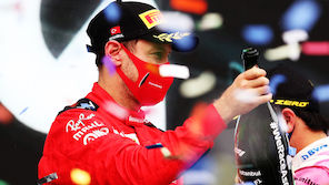 Vettel: Podium?