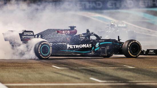 Formel 1 am Wochenende schwer im Stress