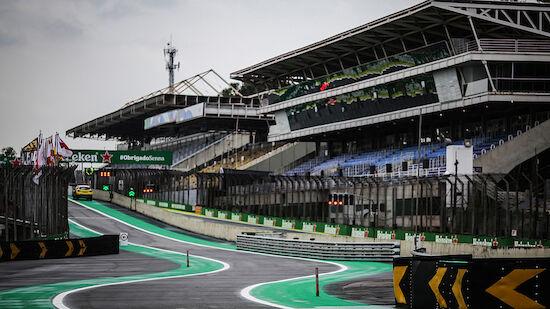 Formel 1 fährt zumindest bis 2025 in Sao Paulo
