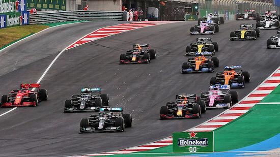 Formel 1 fährt auch 2021 in Portimao