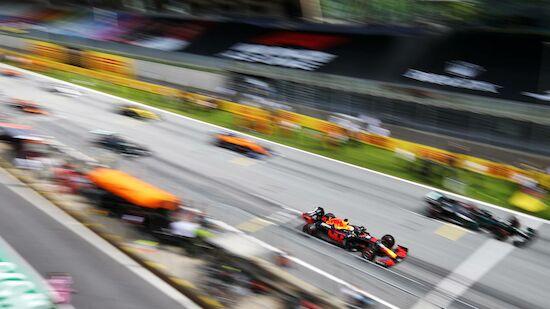 Zwei Formel-1-Rennen in Spielberg!