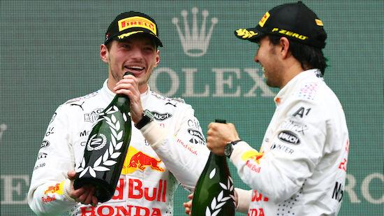 Red Bull Racing freut sich über