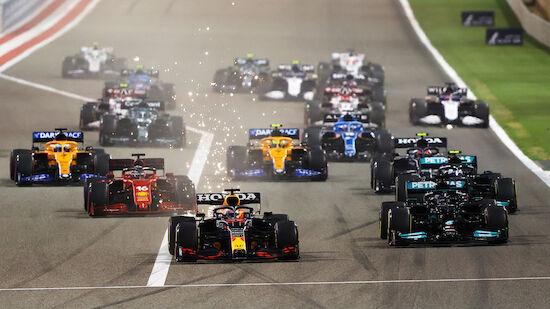 Neuer Stadtkurs in Formel-1-Kalender aufgenommen
