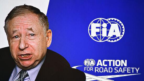 Neuer Kandidat bewirbt sich als FIA-Präsident