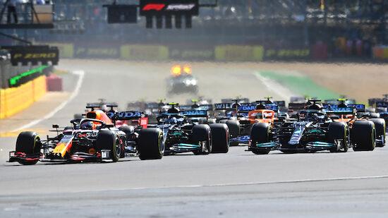 Zeitplan: GP von Italien - mit Sprintrennen