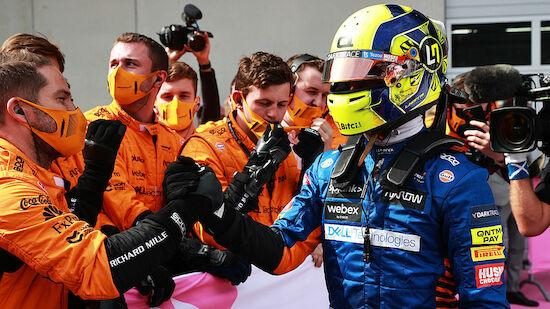 Formel-1-Fahrer bei EM-Finale in Wembley beklaut