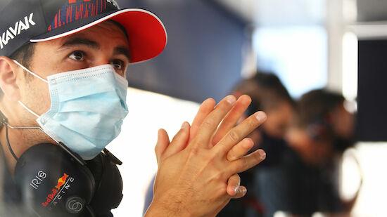 Perez und Sainz nahmen Bahrains Impf-Angebot an