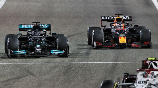 Fix: Formel 1 führt 2021 Sprintrennen ein